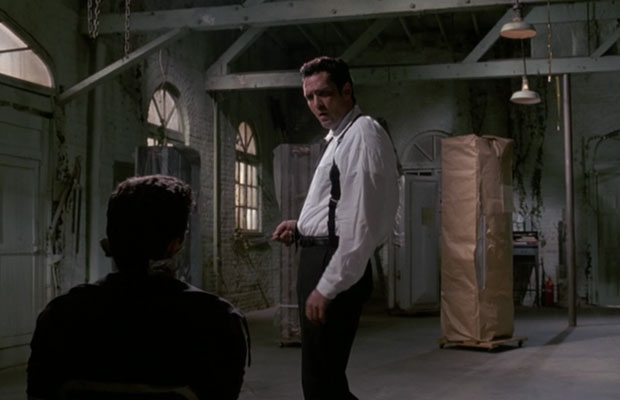 Reservoir Dogs Torture Doesn T Make It So