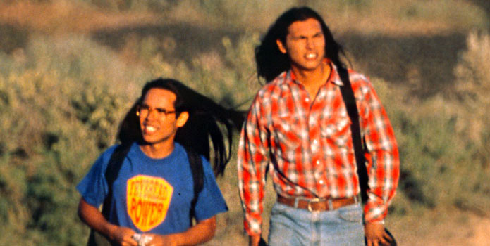 """conflict in story what it means to say phoenix arizona A spokane/coeur d'alene indian, sherman alexie grew up on a reservation in wellpinit based on his short story """"this is what it means to say phoenix."""