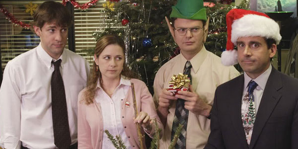 number 1s best sitcom christmas episodes