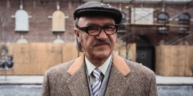 Gene Hackman i The Royal Tenenbaums