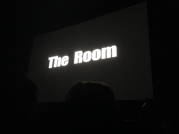 the room opening title