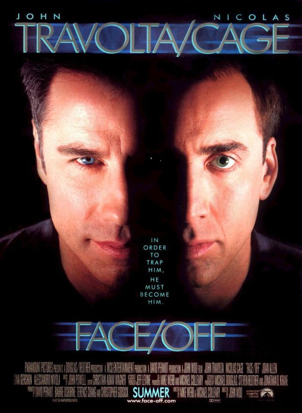Face/Off (Nic Cage vs. Travolta)