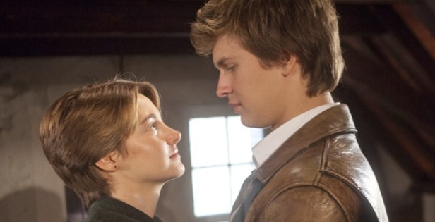 """Do me right here.  Right where Peter van Pels gave Anne her first kiss."" -Hazel, The Fault in Our Stars"