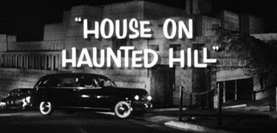 a William Castle House on Haunted Hill (1959) Vincent Price DVD Review PDVD_009