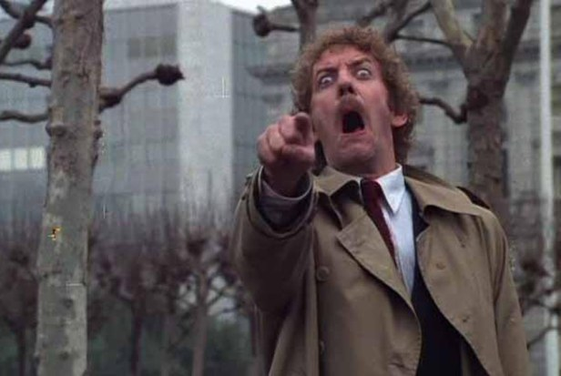 Abbildung 4 Invasion of the Body Snatchers,  Philip Kaufman (1978) United Artists