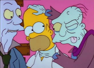 Homer_and_Zombies