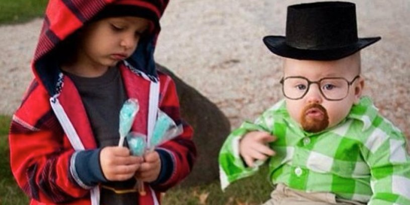Number 1's : Our Favorite Childhood Halloween Costumes – The Main ...