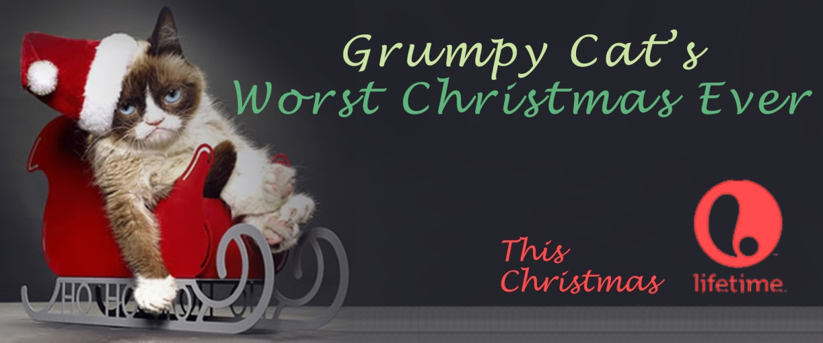 25 Days of Christmas #1 – Grumpy Cat\'s Worst Christmas Ever – The ...