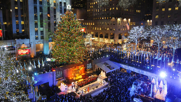 25 Day of Christmas #3 – Rockefeller Center 82nd Annual Tree Lighting  Ceremony - 25 Day Of Christmas #3 €� Rockefeller Center 82nd Annual Tree