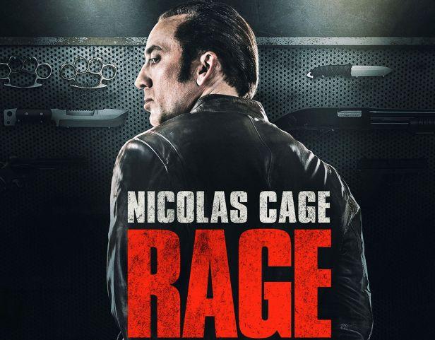 Nicola Cage - Rage Wallpaper