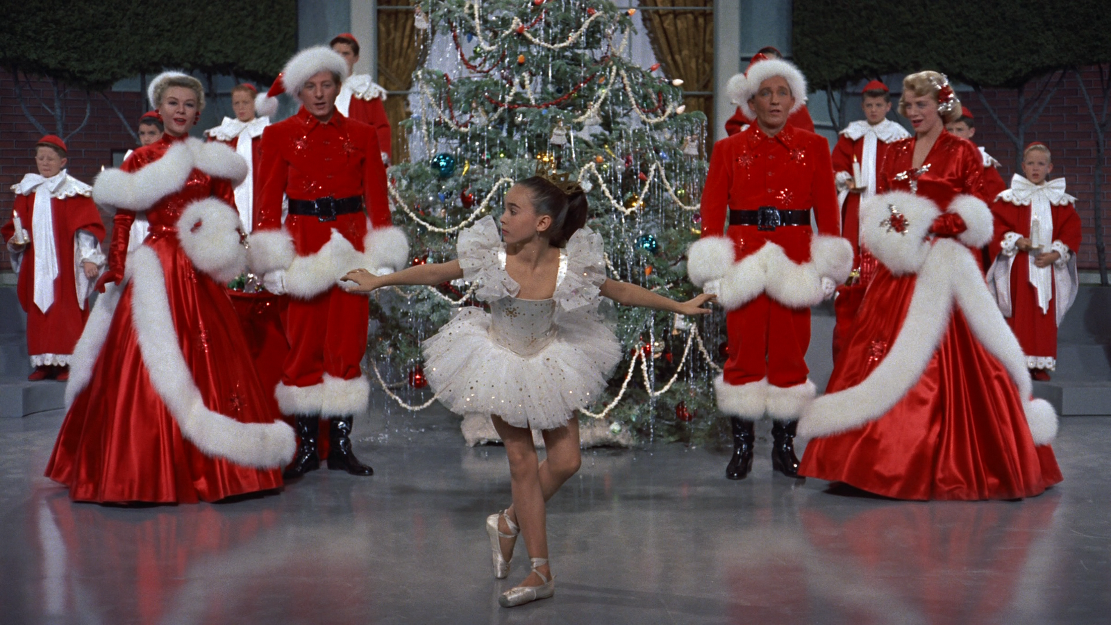 White Christmas Movie.25 Days Of Christmas Movies 10 White Christmas The