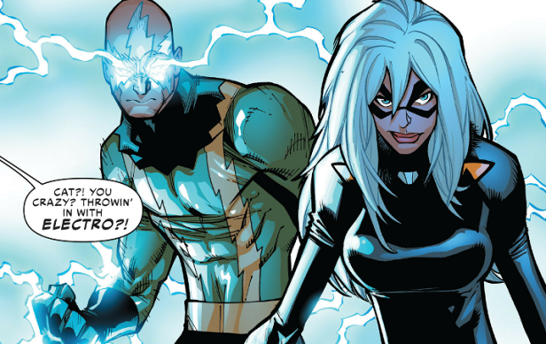 Electro-and-Black-Cat-in-The-Amazing-Spider-Man-5