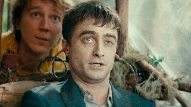 swiss army man cap paul dano daniel radcliffe