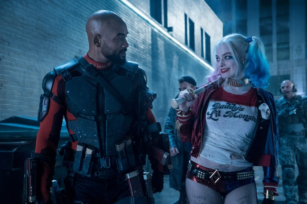 suicide squad harley quinn and deadshot