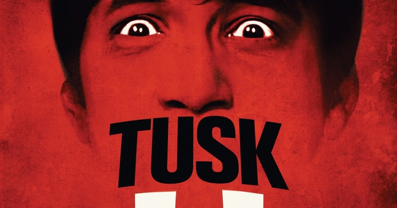 tusk movie poster kevin smith 2014