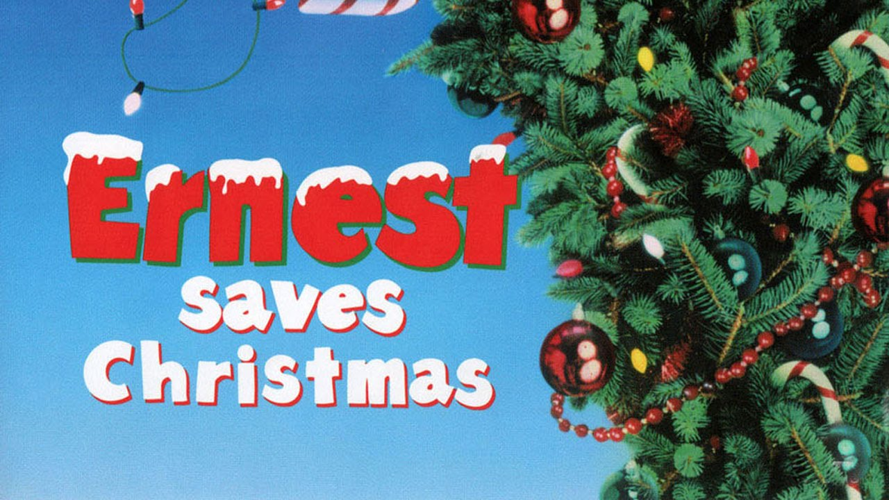 ernest 2 - Ernest Saves Christmas