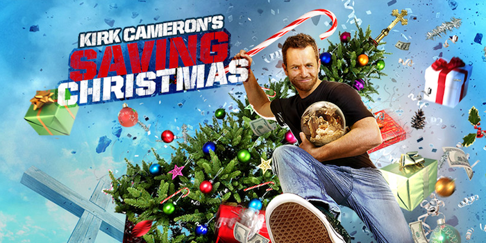 Saving Christmas.25 Days Of Christmas Movies V2 0 15 Kirk Cameron S Saving
