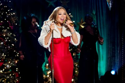 Mariah Carey's Merriest Christmas Final Photo Assets