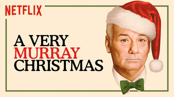 25 Days of Christmas Movies V2.0 #3: A Very Murray Christmas – The ...