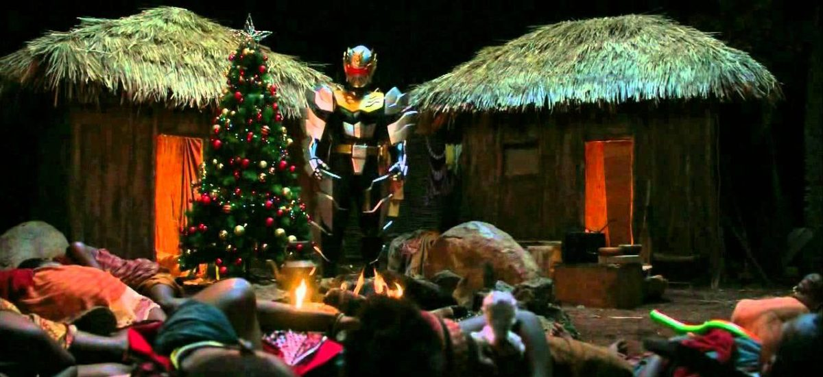 Power Rangers Christmas Tree.25 Days Of Christmas Movies V2 0 4 Power Rangers Christmas