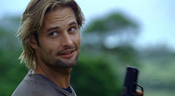 1x03_Sawyer_Gun