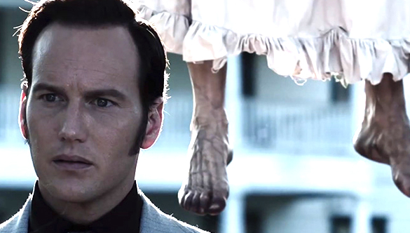 The Conjuring Patrick Wilson